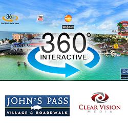 VPiX Virtual Tour | Johns Pass 360 Virtual Tour | Clear